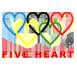 FIVE HEART - 日本ペット5ハート協会